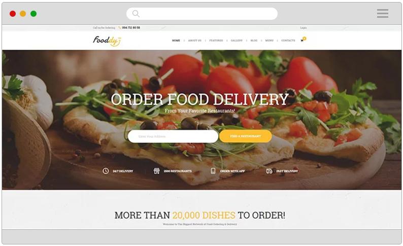 Multi Restaurant system- FATbit