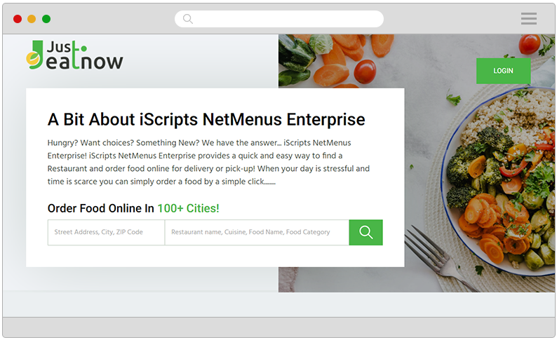 NetMenusEnterprise- FATbit